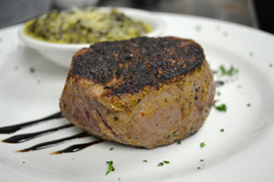 Grilled or Blackened Ribeye