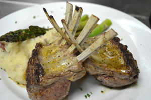 Royal St. Rack of Lamb
